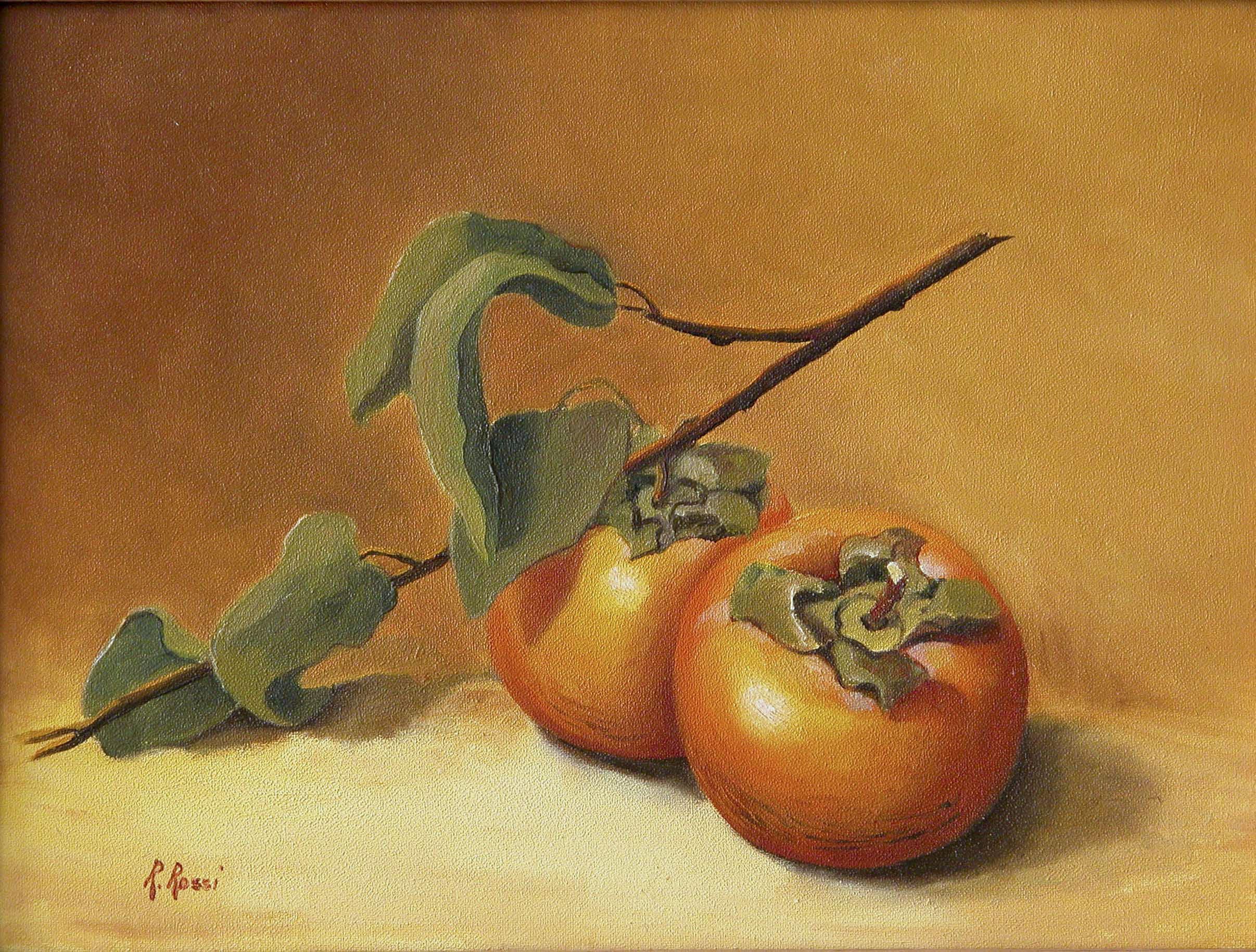 2007 roberta rossi - Aria d'autunno - olio su tela - 18 x 24
