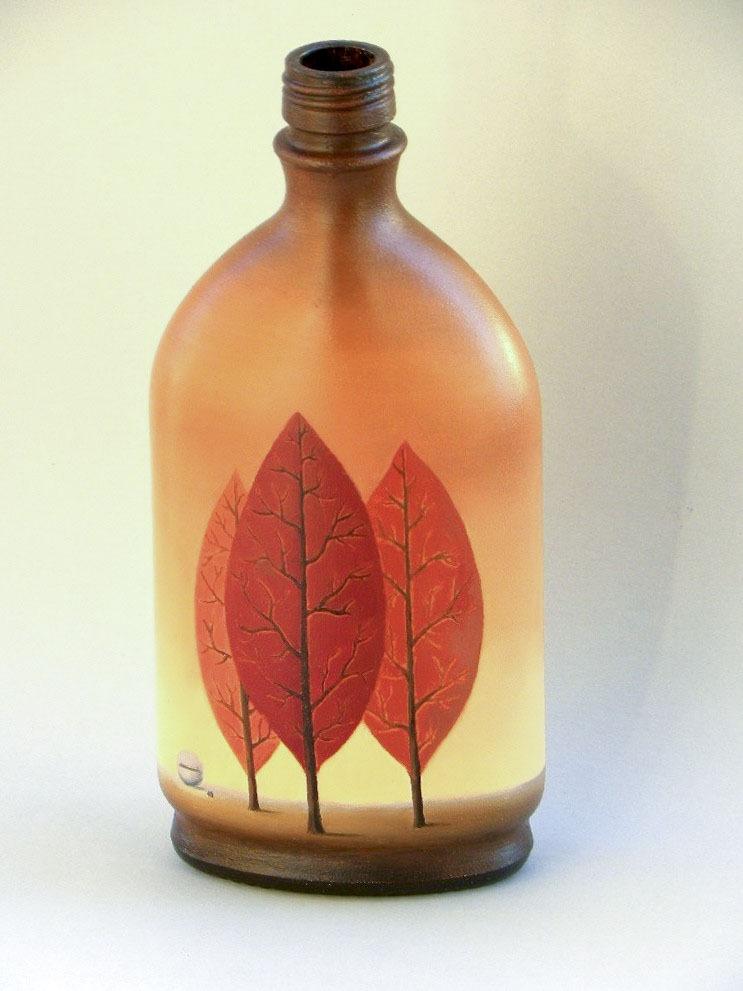 2010 roberta rossi – i principi dell autunno – olio su vetro